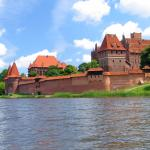 Poland from north to south along Vistula - 13 days.